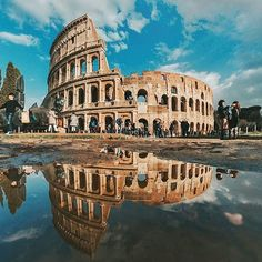 #Rome - #Italy Photo Credit: @alberto_papagni