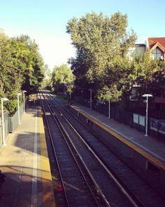 La estación más linda  #railroad #tren #sunday #domingo #likezonanorte #lalucila #vicentelopez #buenosaires