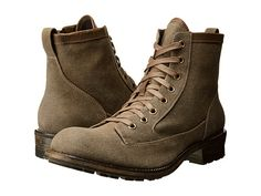 John Varvatos Lincoln Utility Boot