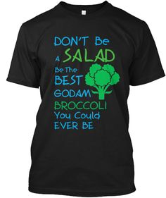 Pewdiepie Don't Be a Salad Limited Edition T- Shirt   #Pewdiepie