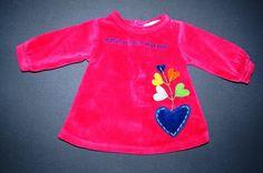 http://www.littlesister.at/mädchenkleidung/kleider-röcke/56-68/ Agatha Ruiz de la prada Baby Kleid. Gr. 56 12,00 €