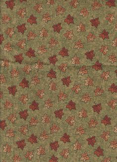 Fall Autumn Maple Leaves country farm kitchen fabric curtain topper Valance #Handmade