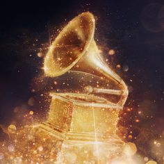 The 54th Grammy's - We Are Music by Peter Jaworowski, via Behance