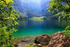 OberSee, Lake Constance, Germany-Austria-SwitzerLand.