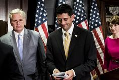 """<span class=""""dateline"""">KIEV, Ukraine —</span> A month before Donald Trump clinched the Republican nomination, one of his closest allies in Congress — House Majority Leader Kevin McCarthy  — made a politically explosive assertion in a private conversation on Capitol Hill with his fellow GOP leaders: that Trump could be the beneficiary of payments from Russian President Vladimir Putin."""