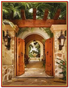 Favorite courtyard gardens, enclosed on every sides, for tips to ** More ideas could be found at the image url.
