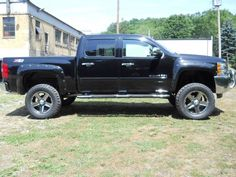 2012 Chevy Silverado 1500 Rocky Ridge Conversion Truck.
