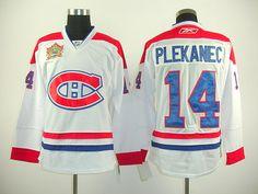 Montreal Canadiens 14 Tomas PLEKANEC 2011 HERITAGE Classic Jersey