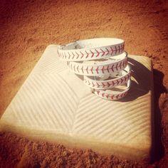 Is your dog ready for baseball season?!  Get your BFF a sweet baseball dog collar! www.baseballdogcollars.com