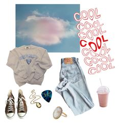 """""""Untitled #28"""" by bananaboyy on Polyvore featuring Converse, Andrea Fohrman, Columbia and Cameo"""