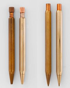 Y-Studio-mechanicalpencils-pens - Design Milk