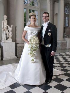 Die letzte große Märchenhochzeit feierten Prinzessin Victoria von Schweden und ihr Daniel. Am 19. Juni 2010 läuteten die Hochzeitsglocken für die Thronfolgerin.