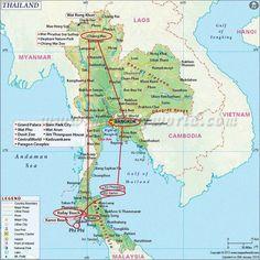 3996cc302bb Thailand Honeymoon, Thailand Travel, Golden Triangle, Thai Recipes,  Pattaya, Phuket, Laos, Southeast Asia, Cambodia