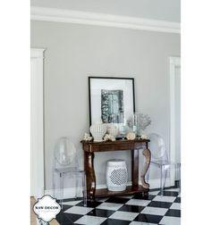 Dekoracja wnętrz - Bęben biały, walec - Stołki ceramiczne - Sklep z płytkami Mozaikowe.pl Entryway Tables, Furniture, Home Decor, Decoration Home, Room Decor, Home Furnishings, Home Interior Design, Home Decoration, Entry Tables