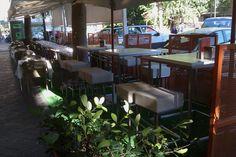 #terraza #restaurante El Olvido #Madrid Madrid, Plants, Oblivion, Terrace, Restaurants, Plant, Planets