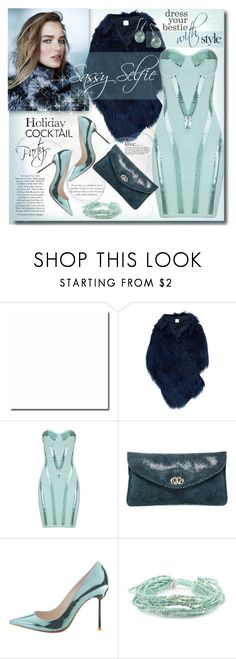 """""""Sassy Selfie"""" by j-sharon ❤ liked on Polyvore featuring Stella Jean, Sorial, Sophia Webster, Mercedes-Benz, Chan Luu, dress, holidaystyle, HolidayParty and luvsassyselfie"""