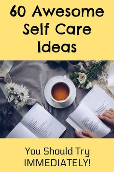 Learn 60 ways you can practice self care THIS WEEK and why to do them! It's so important to take care of yourself, so learn how now Learning To Love Yourself, Take Care Of Yourself, Self Care Bullet Journal, What Is Your Goal, Habits Of Successful People, Fun Activities To Do, Mindset Quotes, Ways To Relax, Care Quotes