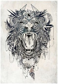 Such a cool lion tattoo design, tattoos, tattoo ideas, ink http://tattoo-ideas.us