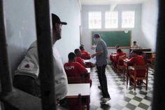 Mais de 23 mil detentos vão fazer o Enem hoje e amanhã