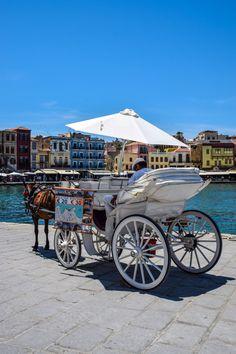 GREECE CHANNEL | #Chania Harbor - #Crete, #Greece http://www.greece-channel.com/