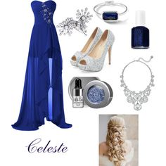 The Selection: Celeste Evening Gown