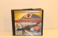 IL2 Complete Edition: 3 Games in 1! Forgotten Battles, Ace, Pacific Fighters PC #IL2