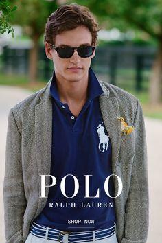 Trendy Mens Fashion, Boy Fashion, Fashion Outfits, Trending Fashion, Gentleman Mode, Gentleman Style, Stylish Shirts, Stylish Men, Ralph Lauren Shop