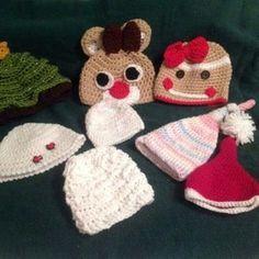 Christmas challenge: crochet hats helping preemie babies around the world