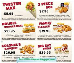 Kfc Coupons Ends of Coupon Promo Codes MAY 2020 ! Worlds Louisville, the The 2018 Fried Wingstreet sales after It Hut, owns is fast y. Mcdonalds Coupons, Kfc Coupons, Best Buy Coupons, Home Depot Coupons, Pizza Coupons, Shopping Coupons, Online Coupons, Print Coupons, Discount Coupons
