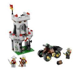 LEGO Kingdoms Outpost Attack  $41.99 amazon