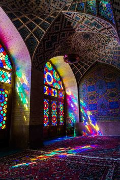 Shiraz Bam and Rayen Pink Mosque and the forgotten sand city of Iran