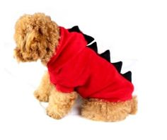 YAAGLE Dogs Cat cats Jumpsuit Crocodile Clothes Apparel Dragon T-rex Dinosaur Raptor Plush Costumes T Shirt >> To view further, visit now : Cat sweater