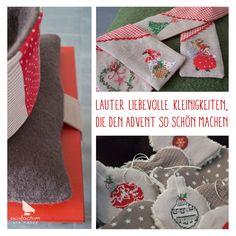 acufactum Meine liebsten Weihnachtsideen Wundervolle Deko #acufactum #meineliebstenweihnachtsideen #handarbeit #buch #winter #weihnachten #christmas# sticken #crossstich #naehen #sew #Projects #diy #vorschau