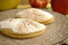 Αρωματικά μηλοπιτάκια Mini Apple Pies, Greek Recipes, Brunch, Sweets, Bread, Vegan, Cookies, Breakfast, Desserts