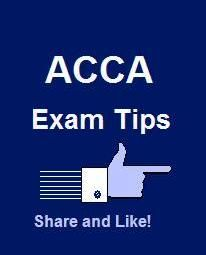 Here are 25 Tips to help you Pass your ACCA Exams. Much success in ACCA examinations can be achieved by following these simple guidelines which are relevant to all ACCA Examinations.