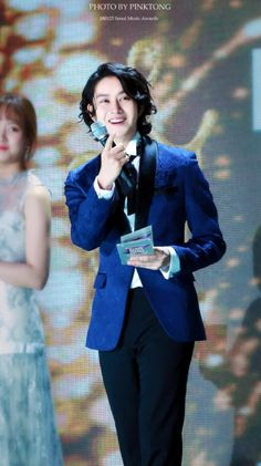 The ever adorable Heechul when he hosted the Seoul Music Awards  on January 25 2018. #SuperJunior #Heechul #SeoulMusicAwards