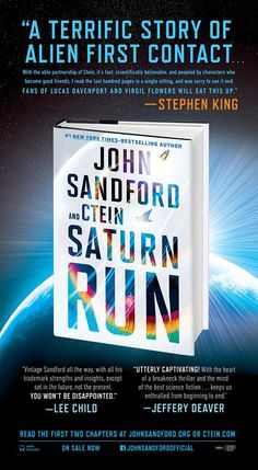 http://www.penguinrandomhouse.com/books/319107/saturn-run-by-john-sandford-ctein/  Get your copy TODAY! You will love it to the moon & back