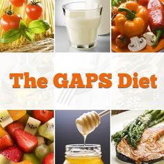 GAPS Diet Plan and Protocol