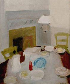 Fairfield Porter , peintre américaine