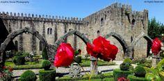Portugal – Braga a cidade dos Arcebispos - Os vestígios da presença humana nesta região datam de há milhares de anos. No entanto, apenas se consegue provar a existência de aglomerados populacionais em Braga a partir da Idade do Bronze. | Flickr – Compartilhamento de fotos!