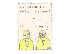 Heisenberg Chronicles • butthorn: Breaking Bad Valentines 2014! More to...
