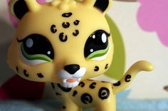 LPS Jaguar! I want this for Christmas!