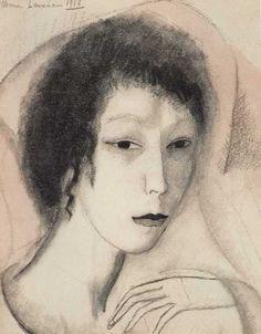 Marie Laurencin, 'Self Portrait', 1912