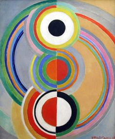 History of Art: Sonia Delaunay -  Rythme
