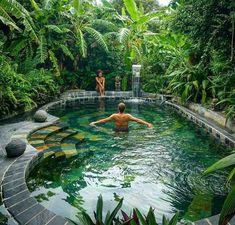 Beautiful Backyard Swimming Pool Design 670