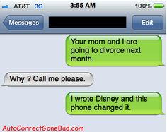 Check out Funny Autocorrects! We think #7 will have you in stitches! #fun #funny