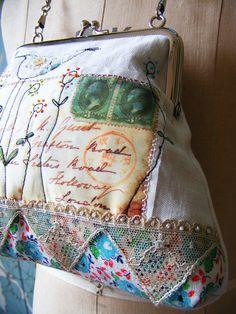 purse front | Flickr: Intercambio de fotos