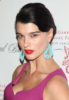 Reem Acra Are Launching a Fragrance and Crystal Renn Will Front The Campaign | Grazia Beauty