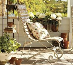 dettagli home decor: En plein air
