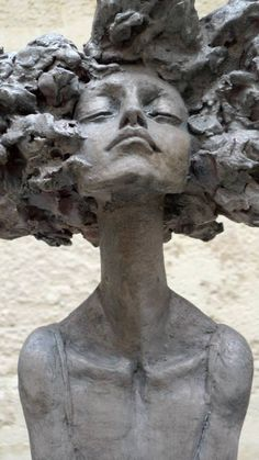 Nice piece ! by French sculptor Valérie Hadida.